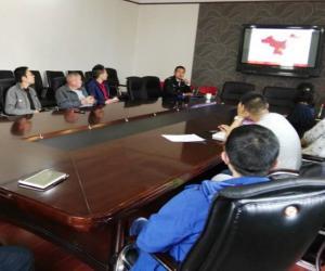 青海省水土保持局举办消防安全知识讲座