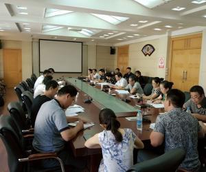 河北省水环境监测中心顺利通过水利部水文局水质监测质量管理监督检查