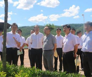 水利部对云南省2017年高效节水灌溉工程建设开展第二批督导检查
