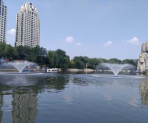 市水务部门加大二级河道治理力度 以优美的水环境迎接全运会