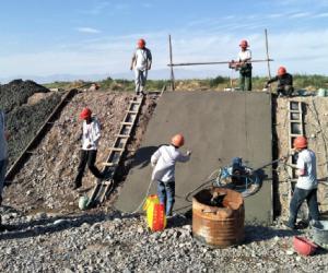 民乐县水务局开展安全生产大检查专项行动