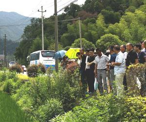全省第九期稻渔综合种养技术培训班在杭州富阳举办
