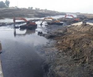 巴彦淖尔:河套灌区彻底打通排水总出路