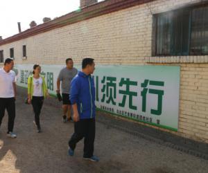 乌海: 乌海市水务局扎实推进包联共建工作