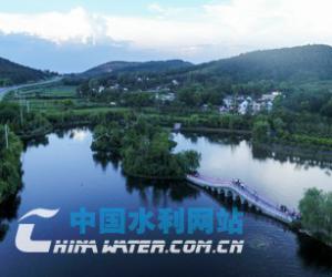 安徽庐江:生态美景入画来