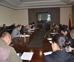 水保局召开节前廉政工作暨安全生产部署会议