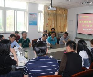 南京工程局管线工程处:党风廉政建设在行动