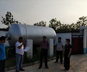 市水利局督导检查农村饮水安全相关工作