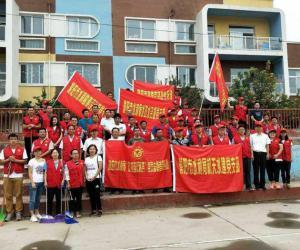 濮阳市水利局开展党员双报到双服务志愿服务活动