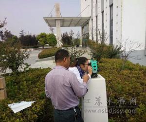 泗阳站扎实开展第三季度工程观测工作
