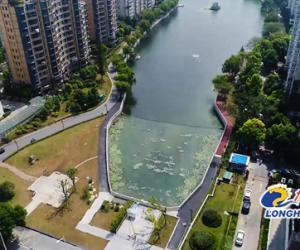 河道融入城市风貌 南京黑臭河整治半年成绩单出炉