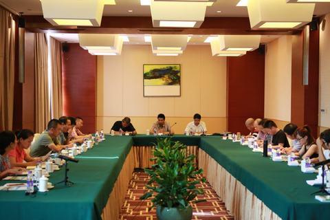 台州市基层渔技推广体系改革与建设补助项目工作会