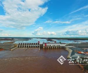 亚洲第一长坝、柬埔寨最大水电工程——华能桑河二级水电站下闸蓄水