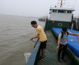 市水产技术推广总站继续对普兰店地区渔业优势品种病害及养殖环境风险进行预警预报监测