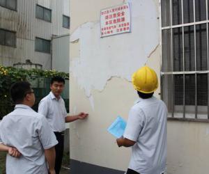 区桥管所(茸平)结合泵站日常考核开展节前安全检查