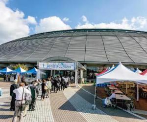 新九方亮相2017日本第二十届琵琶湖环保展