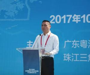 珠江三角洲水资源配置工程试验段项目开工建设