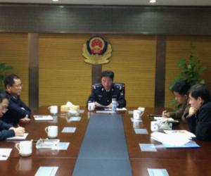 唐文发副市长专题研究部署涉水环保督查整改和长江委会议精神落实工作