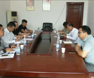 广西水利水电工程质量与安全监督中心站到昭平县开展在建项目质量监督检测工作