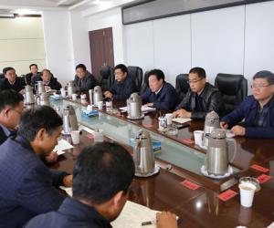 省水利厅召开2017年第四次厅安委会会议