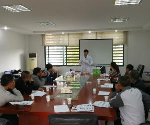 慈溪市开展初级水产品快速检测培训会议