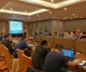 局信息监测中心组织召开海洋灾害防御应急指挥平台建设项目验收会议