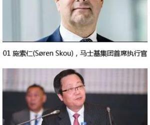 """劳氏日报:这20""""人""""将影响2018年航运走势"""
