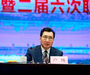 卢纯出席长江电力2018年工作会暨二届六次职代会