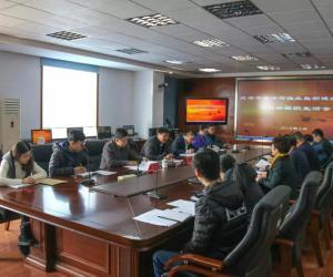 市海洋与渔业监测减灾中心党支部召开专题组织生活会