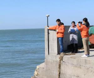 市海域使用动态监管中心启动2018年海域使用项目现场跟踪监测工作