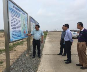 厅党组成员、总工程师刘斌带队赴防城港市开展落实市厅产业合作框架协议工作调研