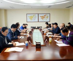 广西海洋和渔业厅与桂林理工大学开展进一步交流座谈