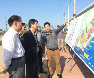 厅党组成员、总工程师刘斌带队赴北海市开展用海情况调研