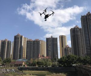 东南网:莆田市创新巡河机制 开启无人机巡河新模式