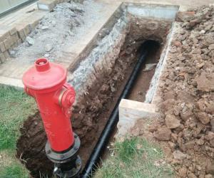 淄博市中心城区市政消火栓补建维修工程全线完工