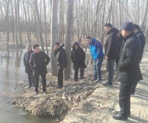 安格庄水库—瀑河水库试通水取得圆满成功