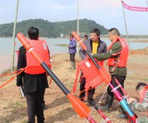 丰城开展防汛救援器材培训活动