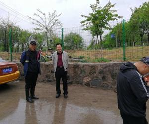 清洋河所防汛安全检查