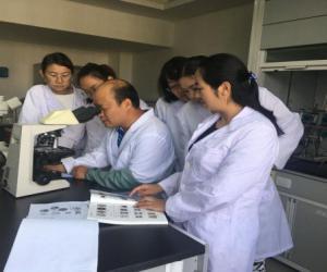 省水环境监测中心到曲靖分中心开展现场质量监督检查工作