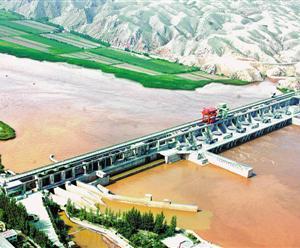 """青铜峡水利枢纽:与自治区同龄的""""首座大坝"""""""