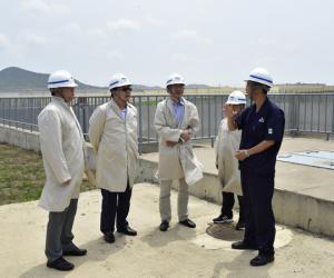 大连港集团领导深入生产建设一线检查安全生产工作