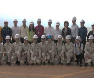 股份公司启动港口操作专业人员赴曹妃甸港跟岗实训